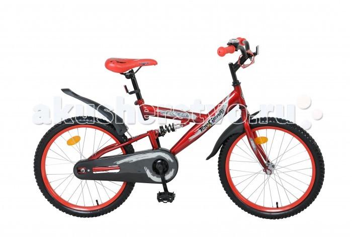 Детский транспорт , Двухколесные велосипеды TopGear Junior Racer ВН20126 20 арт: 333220 -  Двухколесные велосипеды