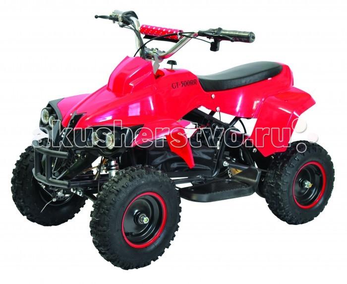 Детский транспорт , Электромобили TopGear Квадроцикл Спорт Т102 арт: 332965 -  Электромобили