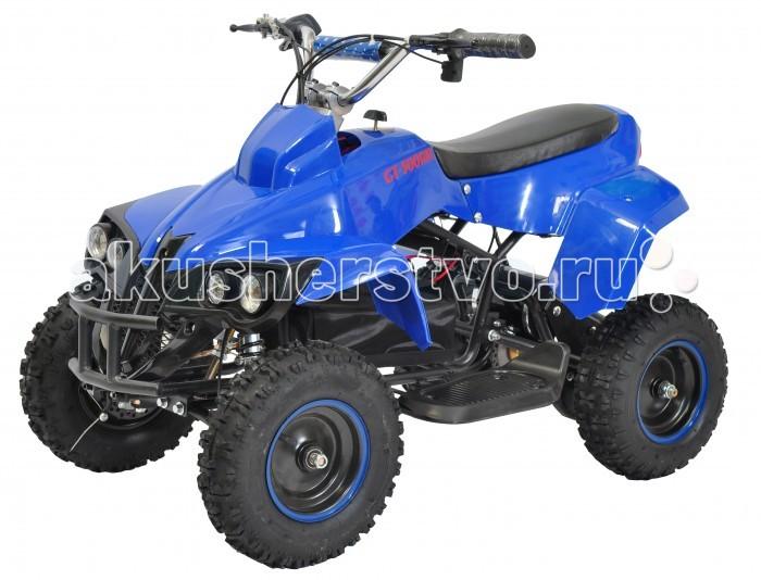 Электромобили TopGear Квадроцикл Спорт Т102 электромобили
