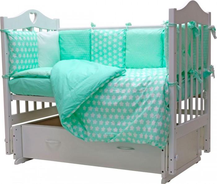 Постельное белье Топотушки 12 месяцев (3 предмета) комплекты в кроватку топотушки агата 6 предметов