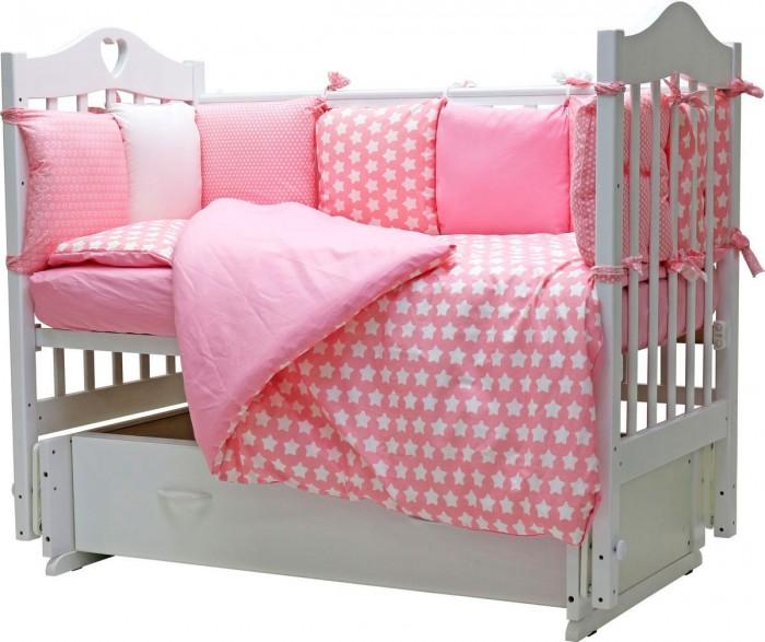 Постельные принадлежности , Комплекты в кроватку Топотушки 12 месяцев (3 предмета) арт: 373193 -  Комплекты в кроватку