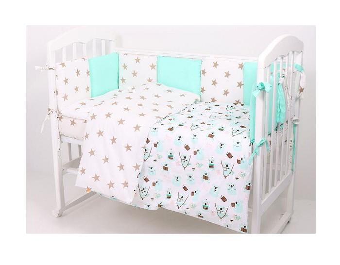 Купить Комплекты в кроватку, Комплект в кроватку Топотушки Коала (6 предметов)