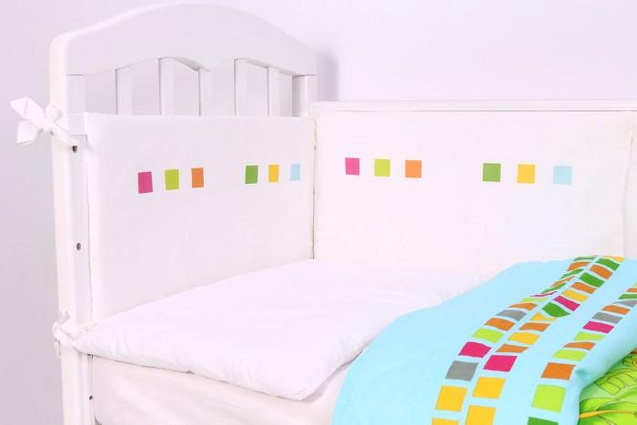 Картинка для Бортик в кроватку Топотушки Африка