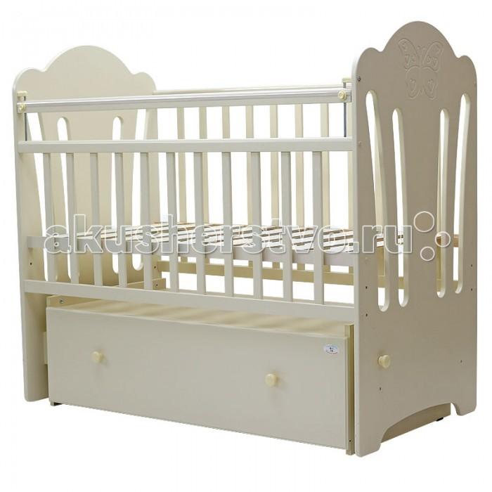 Детская кроватка Топотушки Ангелина