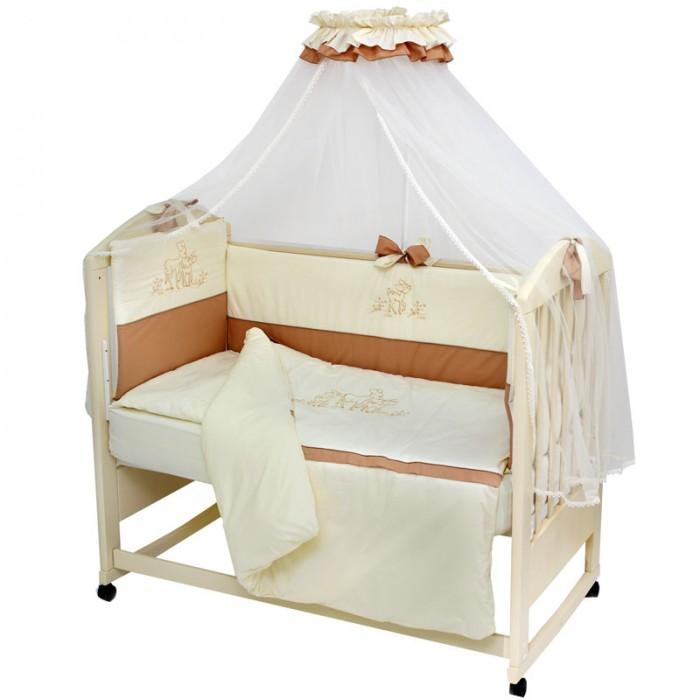 Бортики в кроватку Топотушки Бамбино