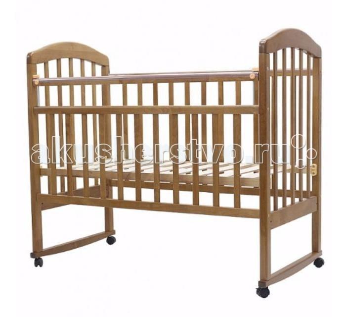 Детская кроватка Топотушки Дарина-1Дарина-1Детская кроватка Топотушки Дарина-1 изготовлена из натуральной древесины – массив березы (обеспечивает высокую прочность и долговечность изделию). Обработана экологически чистым и безопасным для здоровья лаком.  Особенности: 3 уровня ложа по высоте для изменения глубины кроватки в зависимости от возраста малыша. Боковая стенка регулируется по высоте при помощи автокнопки (для обеспечения доступа к малышу). Кровать трансформируется в диванчик, для этого необходимо снять переднюю боковую стенку. Отсутствие выступающих углов и неровностей, что обеспечивает безопасность для малыша. Защитные ПВХ накладки.<br>
