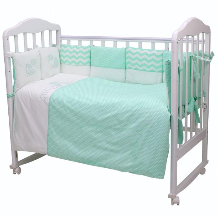 Картинка для Бортик в кроватку Топотушки Долли