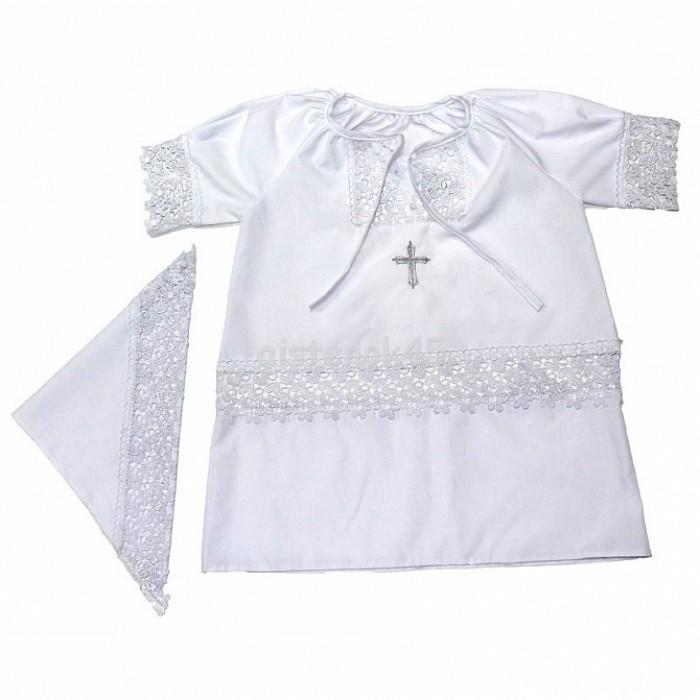 крестильный набор choupette для девочки Крестильная одежда Топотушки Крестильный набор для девочки К 2.5Д