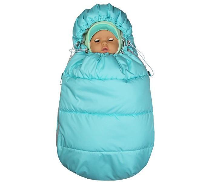 Купить Конверты для новорожденных, Топотушки Демисезонный конверт для новорожденного Бемби