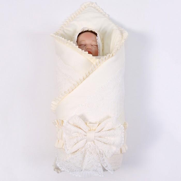 Конверты на выписку Топотушки Конверт-одеяло на выписку Полли