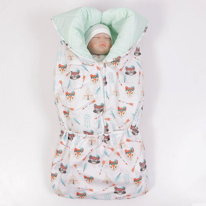Купить Конверты для новорожденных, Топотушки Конверт-трансформер зимний Феникс Индейцы