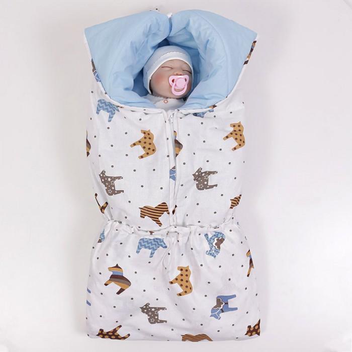 Купить Конверты для новорожденных, Топотушки Конверт-трансформер зимний Феникс Пони