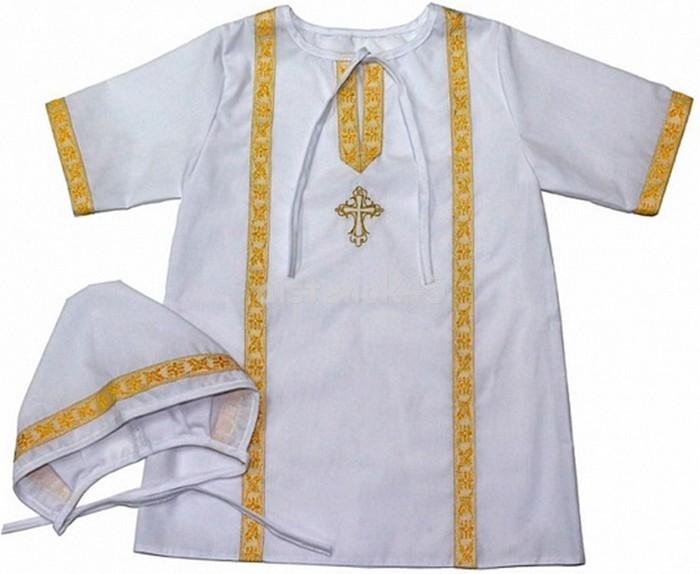 Крестильная одежда Топотушки Крестильный набор К 2.3М