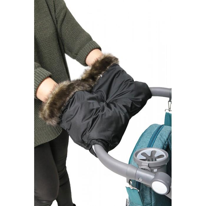 Муфты для рук Топотушки Муфта Престиж для прогулки на ручку коляски муфты для рук farla муфта для коляски раздельная hands