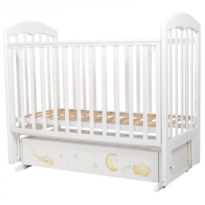 Купить Детские кроватки, Детская кроватка Топотушки Олененок маятник поперечный