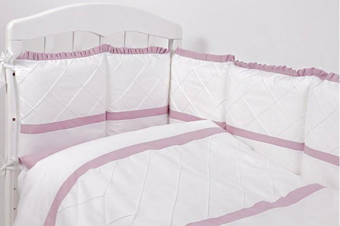 Комплекты в кроватку, Комплект в кроватку Топотушки Розали (6 предметов)  - купить со скидкой