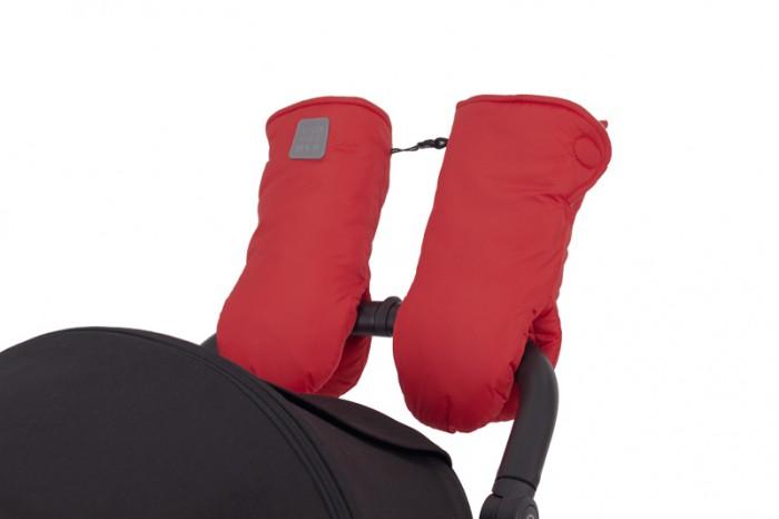 Муфты для рук Топотушки Рукавички на коляску Нильс с липучками