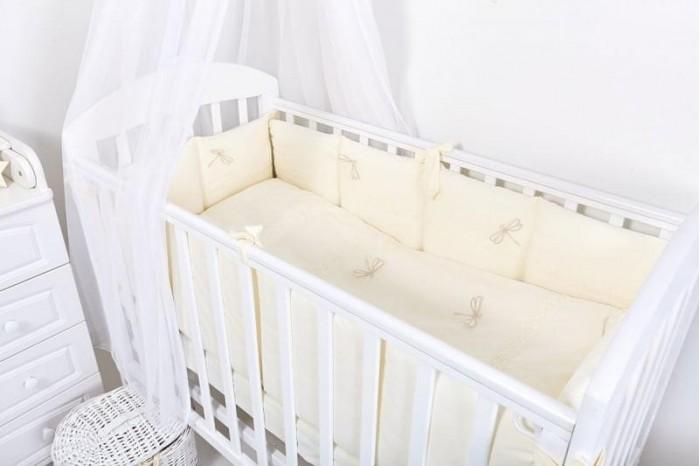 Купить Комплекты в кроватку, Комплект в кроватку Топотушки Стрекоза (6 предметов)