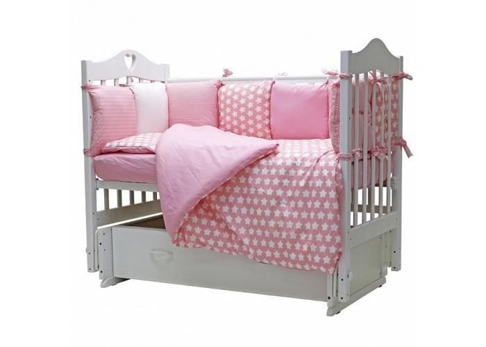 Купить Комплекты в кроватку, Комплект в кроватку Топотушки 12 месяцев (6 предметов)