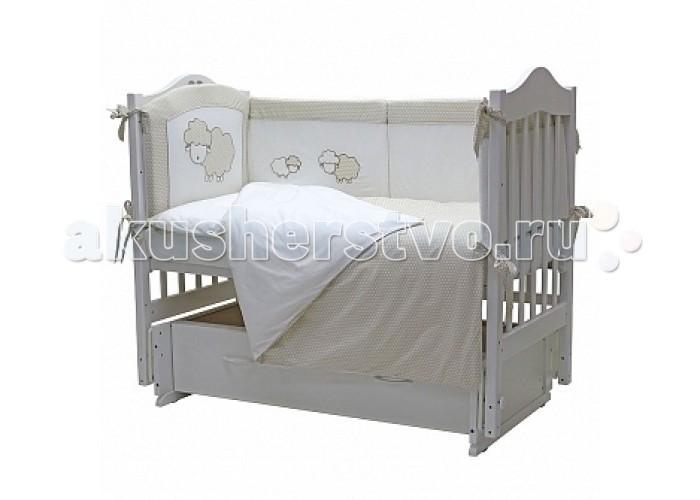 Комплекты в кроватку Топотушки Агата (6 предметов) комплекты в кроватку esspero king 6 предметов