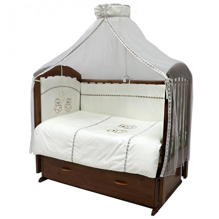 Постельные принадлежности , Комплекты в кроватку Топотушки Аморе Мио (7 предметов) арт: 63939 -  Комплекты в кроватку