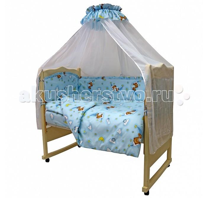 Комплекты в кроватку Топотушки Фантазия (7 предметов) комплекты в кроватку топотушки 12 месяцев 6 предметов