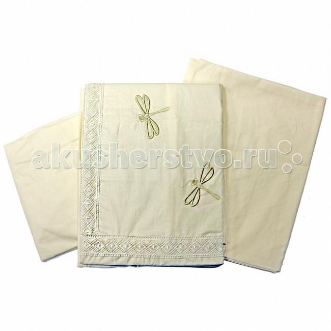 Купить Постельное белье Топотушки Стрекоза (3 предмета)
