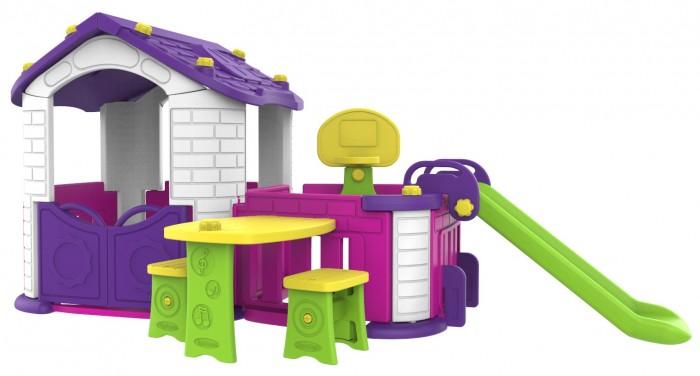 Игровые домики Toy Monarch Игровой комплекс Дом 2