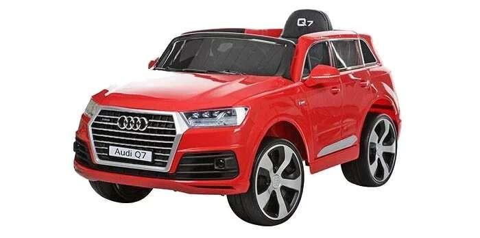 Купить Электромобили, Электромобиль Toyland Audi Q7 высокая дверь