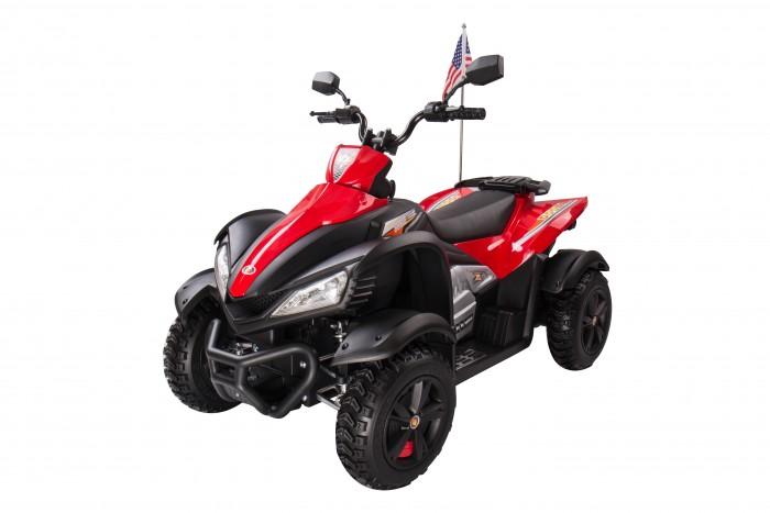 Детский транспорт , Электромобили Toyland Квадроцикл 268A арт: 454961 -  Электромобили