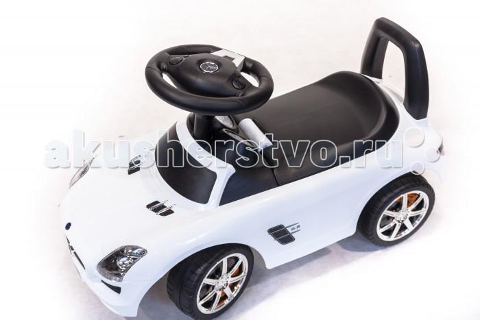 Детский транспорт , Каталки Toyland Mercedes-Benz SLS арт: 419919 -  Каталки