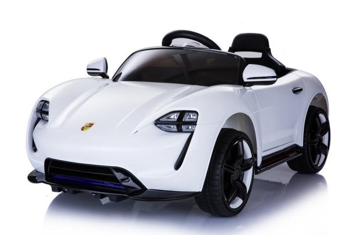 Электромобиль Toyland QLS 8988QLS 8988Электромобиль Toyland QLS 8988 для ребенка от 1 года до 8 лет развивает скорость до 7 км/ч. Открывающиеся двери, огни фар и фонарей, а так же возможность включить свою музыку или радио делают этот электромобиль похожим на такой же, как у взрослых.  Салон автомобиля сразу дает понять, что это машина премиум-класса. Сиденья изготовлены из кожи и имеют удобную спортивную форму. Садясь в машину, ребенок будет чувствовать себя комфортно и уютно. Пристегнуться можно с помощью ремня безопасности. Ваше внимание сразу привлечет наличие панели приборов с подсветкой и автомагнитола. На руле имеются кнопки, отвечающие за регулировку громкости данной музыкальной системы, и клаксон. Также вы сможете переключать любимые треки простым нажатием на соответствующую кнопку. Установленная музыкальная система поддерживает карту памяти, также у нее имеется USB-выход, AUX и радиоприемник.  У модели тщательно проработан вопрос светового оформления. Светодиодные фары машины светятся, как у настоящей. Также имеются габариты и задние фонари. Всего у автомобиля 3 скорости, из которых: две вперед и одна назад. Их переключение осуществляется с помощью пульта ДУ, а для плавного набора скорости просто равномерно нажимайте на педаль газа.  Радиус действия пульта дистанционного управления составляет 30 м, работает по Bluetooth.<br>