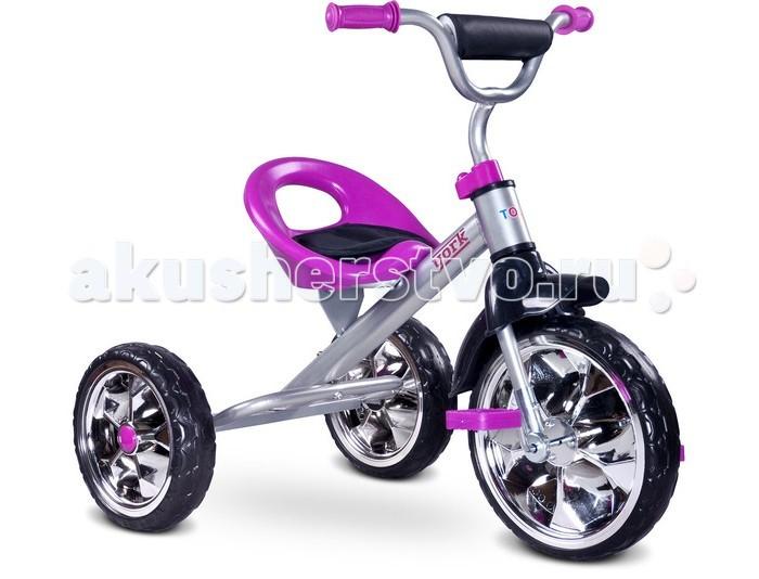 Велосипед трехколесный Toyz York