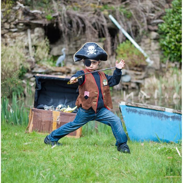 Картинка для Travis Designs Карнавальный костюм Набор пирата