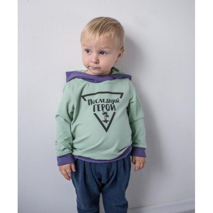 Детская одежда , Толстовки, свитшоты, худи Trendyco kids Худи Последний Герой арт: 403564 -  Толстовки, свитшоты, худи