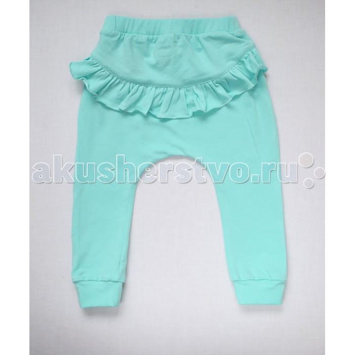 Брюки, джинсы и штанишки Trendyco kids Леггинсы с рюшами