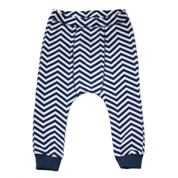 Брюки, джинсы и штанишки Trendyco kids Леггинсы зигзаги ТК127