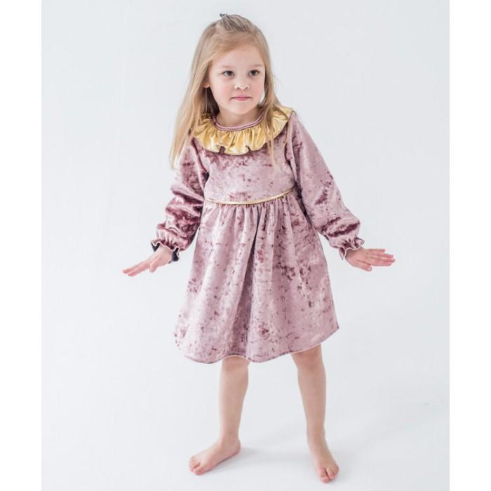 Детские платья и сарафаны Trendyco kids Платье Вивьен, Детские платья и сарафаны - артикул:553331