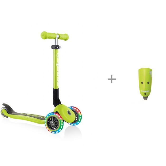 Купить Скейтборды, Triumf Active Скейтборд TLS-401G и светоотражатель браслет Чудо-чадо