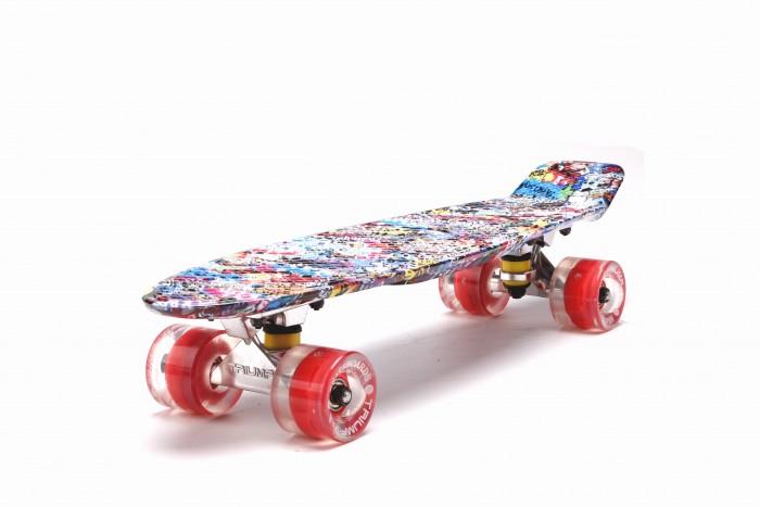 Детский транспорт , Скейтборды Triumf Active TLS-401G арт: 282091 -  Скейтборды