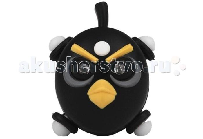 Аксессуары для велосипедов и самокатов Trolo Фонарь Angry Birds для велосипедов или самокатов аксессуары для велосипедов и самокатов yedoo фляга 0 5 л