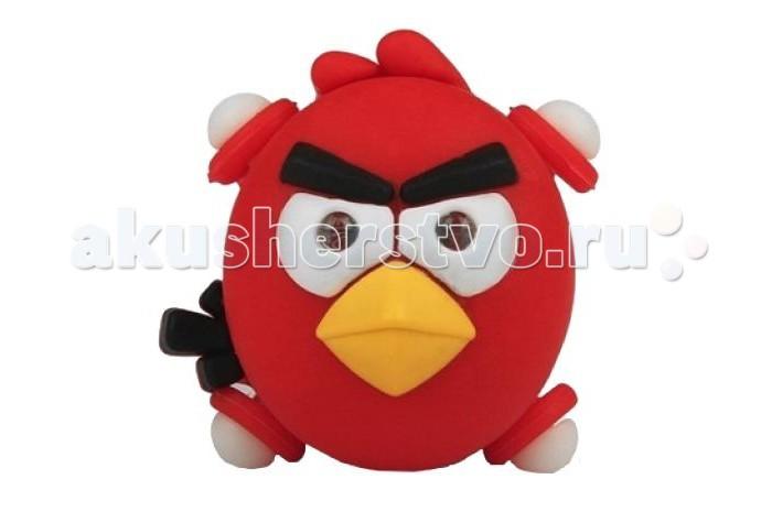 Аксессуары для велосипедов и самокатов Trolo Фонарь Angry Birds для велосипедов или самокатов