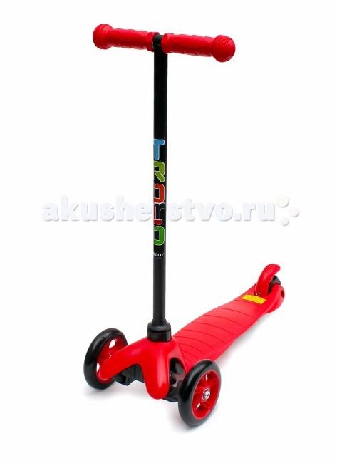 Купить Трехколесные самокаты, Трехколесный самокат Trolo Mini (нерегулируемый по высоте руль)
