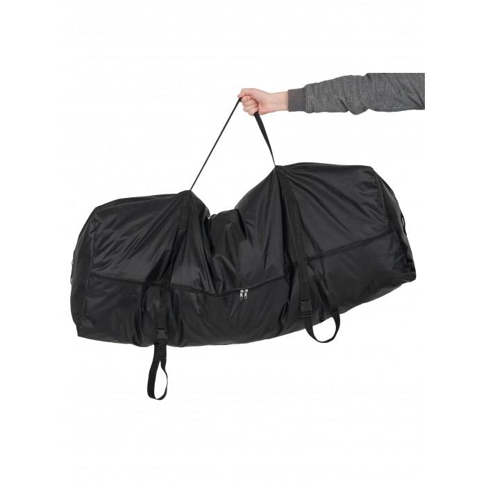 дождевики на коляску trottola для прогулочной коляски travel Аксессуары для колясок Trottola Транспортная сумка на большую прогулочную коляску Stroller Case