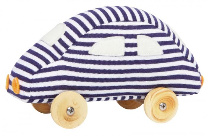 Мягкие игрушки Trousselier Автомобиль с пищалкой на колесиках, Мягкие игрушки - артикул:31132