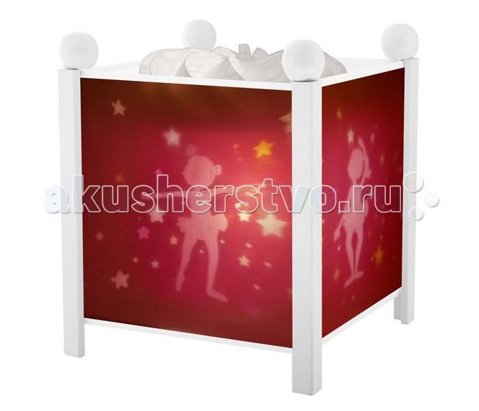 Trousselier Светильник-ночник в форме куба Балерина
