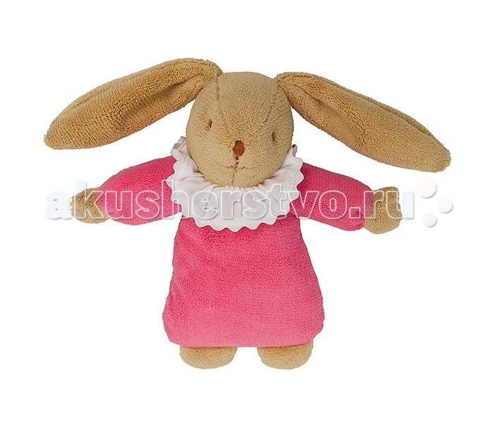 Мягкие игрушки Trousselier Зайка с кармашком для хранения секретов 32 см, Мягкие игрушки - артикул:31138