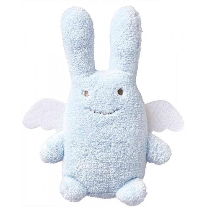 trousselier мягкая озвученная игрушка зайка цвет фуксия 25 см Мягкие игрушки Trousselier Зайка с крылышками 18 см
