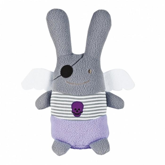 trousselier мягкая озвученная игрушка зайка цвет фуксия 25 см Мягкие игрушки Trousselier Зайка с крылышками в одежде 50 см