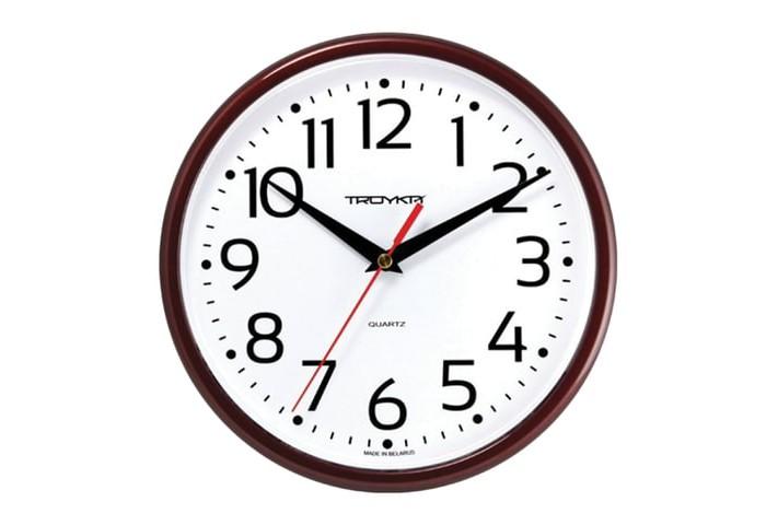 Часы Troyka настенные 91931912 цена 2017